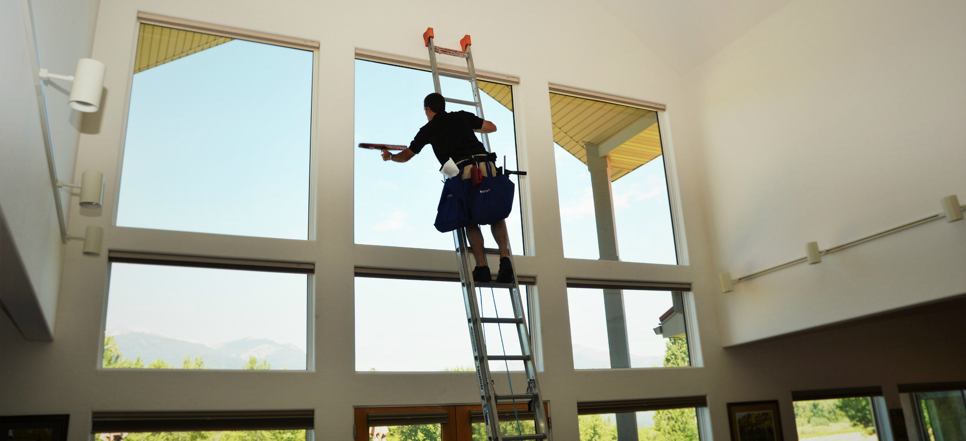Purity Cleaning Hamilton Victor Corvallis Windows Gutters Log Homes